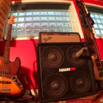 RE20 on Bassman 70, Fender Jazz Bass